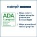 Waterpik 水瓶座專業沖牙機(白)<br/>Waterpik AQUARIUS Professional Water Flosser<br/>WP-660C 4