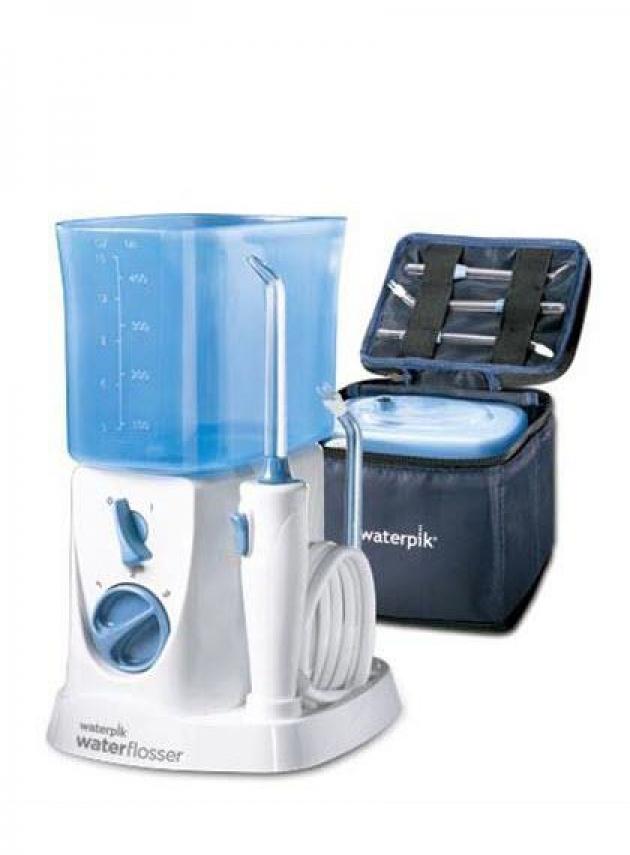 Waterpik旅行用沖牙機 (全球電壓:100-240VAC, 60/50Hz)<br/>Waterpik Traveler Water Flosser<br/>WP - 300W 1