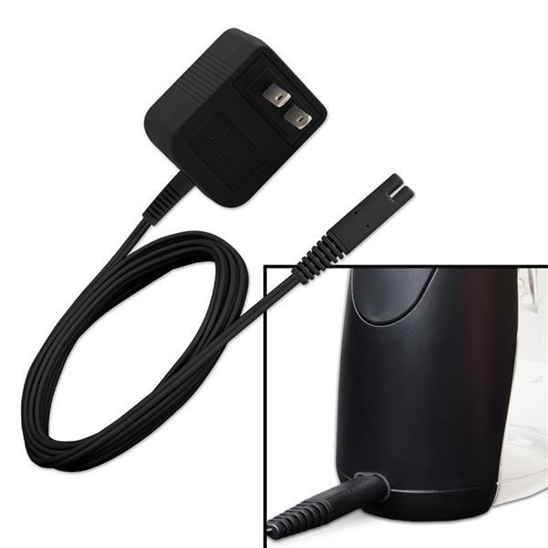 Waterpik 攜帶型沖牙機(黑)<br/>Waterpik Black Cordless Plus Water Flosser<br/>WP - 462W 2