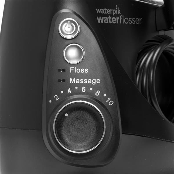 Waterpik 水瓶座設計師款專業沖牙機(黑)<br/>Waterpik Black AQUARIUS Professional Designer Series Water Flosser<br/>WP - 672C 2