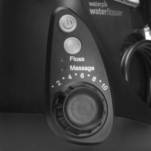 Waterpik 水瓶座專業沖牙機(黑)<br/>Waterpik Black AQUARIUS Professional Water Flosser<br/>WP - 662CD 2