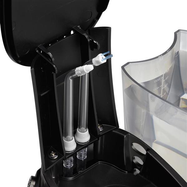 Waterpik 水瓶座設計師款專業沖牙機(黑)<br/>Waterpik Black AQUARIUS Professional Designer Series Water Flosser<br/>WP - 672C 3